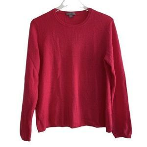 CHARTER CLUB Cashmere Sweater Size S Crew Neck